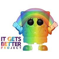 ファンコ  ポップ スポンジボブ 【レインボー】  FUNKO POP! SpongeBob SquarePants Pride 2020 Rainbow Pop!