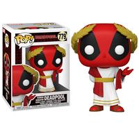 ファンコ ポップ マーベル デッドプール 30周年 元老院デッドプール  Funko Pop! Marvel: Deadpool 30th - Roman Senator Deadpool