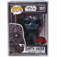 ファンコ ポップ スターウォーズ フューチュラ x ファンコ ダース・ベイダー Funko Pop!Star Wars Futura x Funko Darth Vader