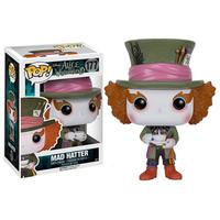 ファンコ  ポップ 『アリス・イン・ワンダーランド』マッドハッター  FUNKO POP! Alice in Wonderland - Mad hatter