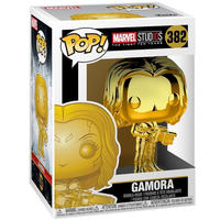 ファンコ ポップ マーベル10周年 ガモーラ(ゴールド)  Funko Pop! Marvel Studios The First Ten Years Gamora(GOLD CHROME)