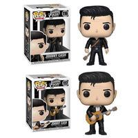 ファンコ ポップ  ジョニー・キャッシュ 2体セット FUNKO  POP! Johnny Cash set of 2