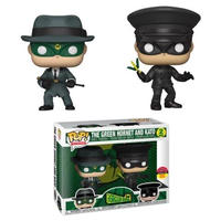 2019 コミコン限定 ファンコ ポップ 『グリーン・ホーネット』グリーン・ホーネット&加藤 Funko Pop!  The Green Hornet and Kato