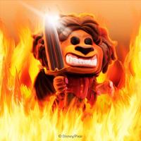 ファンコ ポップ ピクサー『2分の1の魔法』マンティコア    Funko POP! Disney / Pixar Onward Manticore