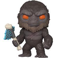 ファンコ ポップ   映画『ゴジラvsコング』コング withバトルアックス   Funko Pop  Godzilla Vs Kong - Kong with Battle Axe