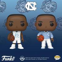 ファンコ ポップ  マイケル・ジョーダン ノースカロライナ大学 2体セット FUNKO POP!  Michael Jordan University of North Carolina