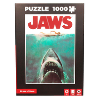 『ジョーズ』 ムービーポスター 1000ピース ジグソーパズル  JAWS Movie Poster 1000 Pc Puzzle
