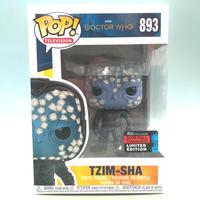 2019 コミコン限定 ファンコ ポップ 『ドクター・フー』TZIM-SHA Funko Pop! Doctor Who -TZIM-SHA