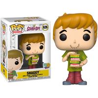 ファンコ ポップ FUNKO POP! 「スクービー・ドゥー」シャギー Scooby Doo  - Shaggy -