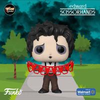 ファンコ  ポップ  映画『シザーハンズ』エドワード with 切り紙 Funko POP!  Edward Scissorhands  -EDWARD WITH KIRIGAMI