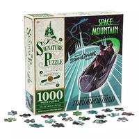 DisneyParks限定『スペース・マウンテン』45周年記念1000ピース ジグソーパズル