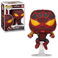 ファンコ ポップ スパイダーマン:マイルズ・モラレス  Funko Pop!Spider-Man Miles Morales Game S.T.R.I.K.E. Suit
