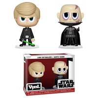 ファンコ Vynl 『スターウォーズ』ルーク・スカイウォーカー+ダース・ベイダー  Funko Vynl STAR WARS Luke Skywalker + Darth Vader