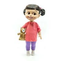 """モンスターズ・インク  アニメータードール 「ブー」 Monsters,Inc./ Animators Collection Doll """"Boo"""""""