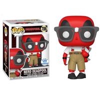 ファンコ ポップ マーベル デッドプール 30周年 ナード・デッドプール  Funko Pop! Marvel: Deadpool 30th - Nerd Deadpool
