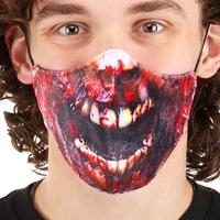 🎃ハロウィン用 ゾンビ 大人用マスク