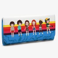 コミコン限定「ストレンジャーシングス」ラウンジフライ製 ウォレット/財布   Loungefly Stranger Things Tri-Fold Wallet