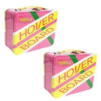バックトゥザフューチャー2 ティン・ランチボックス Back To The Future2 Tin Lunch Box