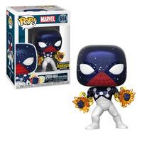 ファンコ ポップ  マーベル  スパイダーマン(キャプテン・ユニバース)   Funko Pop!  MARVEL  Spider-Man  Captain Universe