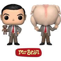 ファンコ ポップ FUNKO POP!   ミスタービーン Mr.Bean 2体セット