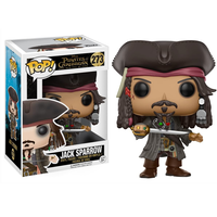 ファンコ ポップ ピクサー『パイレーツ・オブ・カリビアン/最後の海賊』ジャック・スパロウ Funko POP! Pirates Of The CaribbeanJack Sparrow