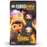 ファンコ ポップ Funkoverse:バック・トゥ・ザ・フューチャー