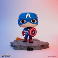 ファンコ ポップ DX アベンジャーズ アッセンブルシリーズ  キャプテン・アメリカ Funko Pop!Avengers Assemble Series - Captain America