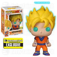ファンコ  ポップ 『ドラゴンボールZ』スーパーサイヤ人 悟空(グロー版)  Funko POP!  Dragon Ball Z Super Saiyan Goku (GiD)