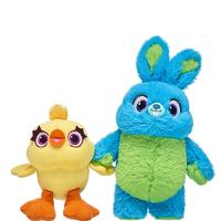 トイストーリー4 ビルド・ア・ベア・ワークショップ ダッキー&バニー  Build A Bear Workshop Toy Story 4 Ducky & Bunny