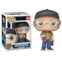 """ファンコ  ポップ 『IT/イット THE END """"それ""""が見えたら、終わり。』ショップキーパー FUNKO POP!  It Chapter Two  :Shopkeeper"""