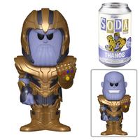 ファンコ ビニール・ソーダ「アベンジャーズ」サノス Funko Vinyl SODA Avengers Thanos