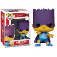 ファンコ ポップ  ザ・シンプソンズ バートマン Funko Pop The Simpsons BARTMAN