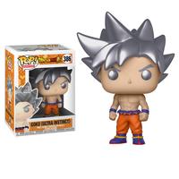 ファンコ  ポップ 『ドラゴンボール超』悟空 (身勝手の極意)  Funko POP!  Dragon Ball Super  Goku (Ultra Instinct)