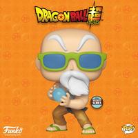 ファンコ  ポップ 『ドラゴンボール超』マスターロッシ Funko POP!  Dragon Ball SUPER Master Roshi