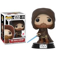 ファンコ ポップ 『スター・ウォーズ』オビ=ワン・ケノービ(フード版) FUNKO POP! STARWARS  Obi-Wan Kenobi (Prequels) (Hooded)