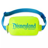 カリフォルニア Disney Land  ネオンカラー ベルトバッグ