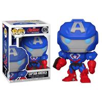 ファンコ ポップ マーベル「アベンジャーズ:メカストライク」キャプテン・アメリカ FUNKO POP! MARVEL Avengers MECH STRIKE Captain America