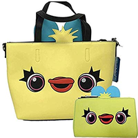 トイストーリー4 ラウンジフライ ダッキー&バニー トートバッグ&ウォレット  Loungefly x Toy Story Duck Bunny Tote Bag  & Wallet