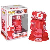 ファンコ ポップ  『スターウォーズ』バレンタインデー・シリーズ R2-D2