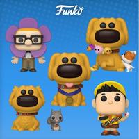 ファンコ ポップ  ピクサー『ダグの日常』5種セット  FUNKO POP! Disney Pixar  Dug Days set of 5