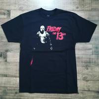 『13日の金曜日』ジェイソン・ボーヒーズ Tシャツ   Jason Vorhees Friday the 13th  Men's T-Shirt