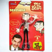 ミスタービーン ベンダブル フィギュア Mr Bean - Bendable Figure