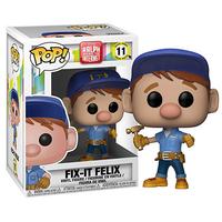 ファンコ ポップ  ディズニー 『シュガーラッシュ:オンライン』フェリックス      FUNKO POP! Ralph Breaks The Internet -Felix