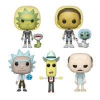 ファンコ ポップ リック アンド モーティ  5種セット  Funko Pop! Rick and Morty set of 5