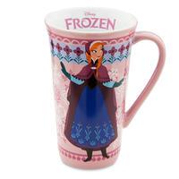 2014年『アナと雪の女王』アナ セラミック製マグカップ Disney Store Exclusive Frozen Anna Mug