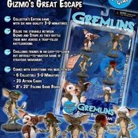 グレムリン 2010年 NECA社製 Gizmo's Great Escape Game