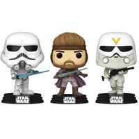 ファンコポップ  スターウォーズ  コンセプトシリーズ 3体セット  Funko Star Wars  Concept Series - set of 3