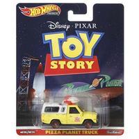 トイストーリー ピザプラネットトラック ホットウィール  Toy Story Pizza Planet Truck  HOTWHEELS