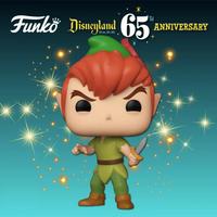 ファンコ ポップ ディズニーランド65周年 ピーターパン Funko Pop! Disneyland 65th Anniversary  Peter pan