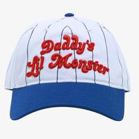 『スーサイド・スクワッド』ハーレイクイン ベースボールキャップ DC Comics Suicide Squad Harley Quinn Daddy's Lil Monster Cap